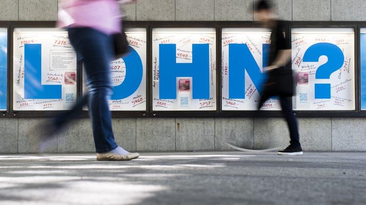 Die Schweizer Wirtschaft brummt, doch warum steigen die Löhne nicht?