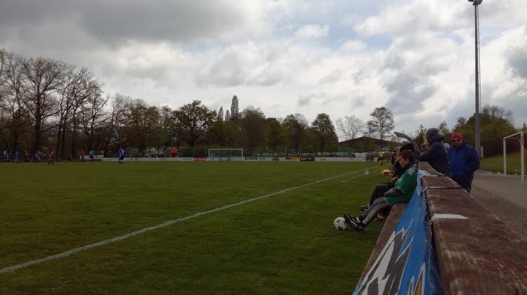 Keine Tore, aber ein kleiner Vorsprung: Der FC Wohlen spielt unentschieden gegen Münsingen