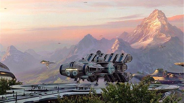 Eine Leinwand voller Klischees: Dieses Bild wird von der Schweiz in Filmen gezeichnet