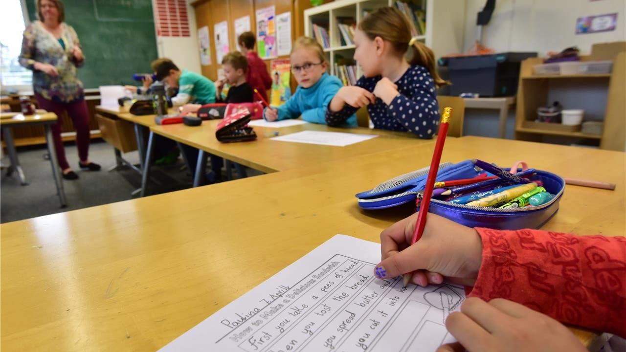 Die Zahl der Schülerinnen und Schüler ist innert vier Jahren um knapp 5000 Kinder gestiegen. (Themenbild)