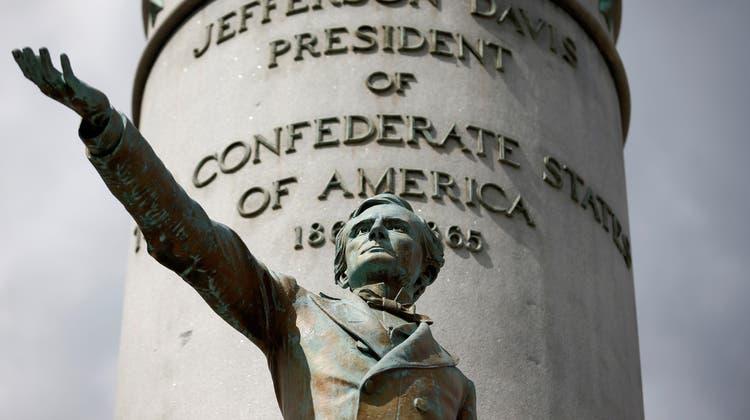 Steinerne Herren, blutiger Hass: Emotionale Debatte um Denkmäler in Amerika entbrannt