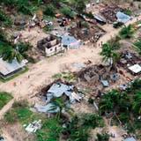 """Überschwemmungen nach Zyklon """"Kenneth"""" in Mosambik"""
