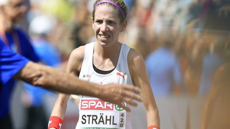 Martina Strähl nach EM-Marathon: «Ich glaube, ich habe alles richtig gemacht»