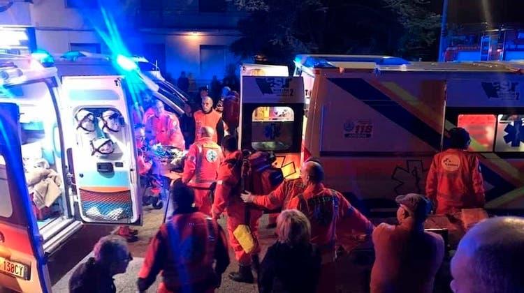 Massenpanik nach Reizgas-Attacke: Sechs Tote in Disco ++ «So darf man nicht sterben»