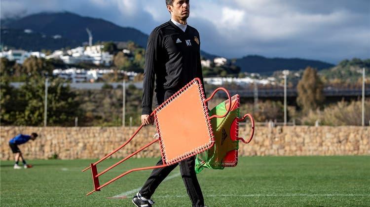 Der Rückkehrer – Ex-Assistenztrainer Ignacio «Nacho» Torreño ist wieder beim FC Basel