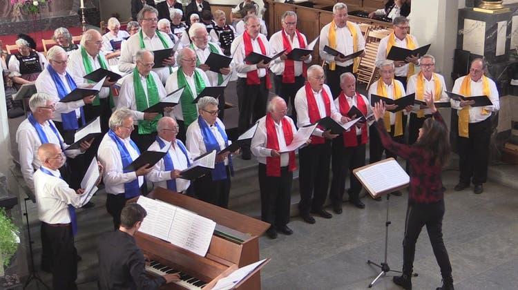 Konzert der drei Chöre in der Stadtkirche Mellingen