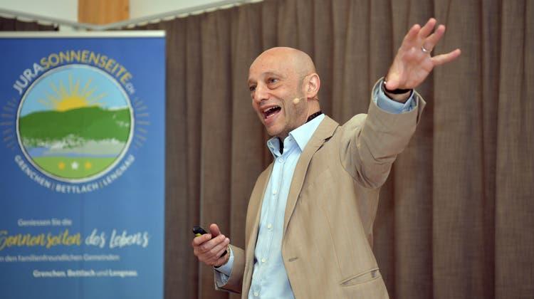 Daniel Bloch – Unternehmer mit Leib und Seele