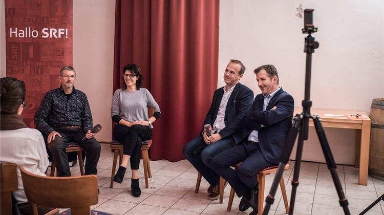 Premiere von «Hallo SRF! Regional»: Die «tote Altstadt» mobilisiert die Hörer