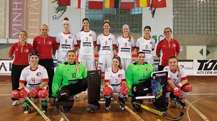 Trotz 0:8 gegen Portugal: Schweizer Rollhockey-Nati qualifiziert sich für die WM