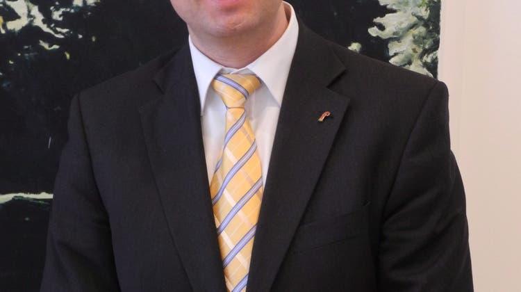 Dominik Straumann soll neuer Präsident der SVP Baselland werden
