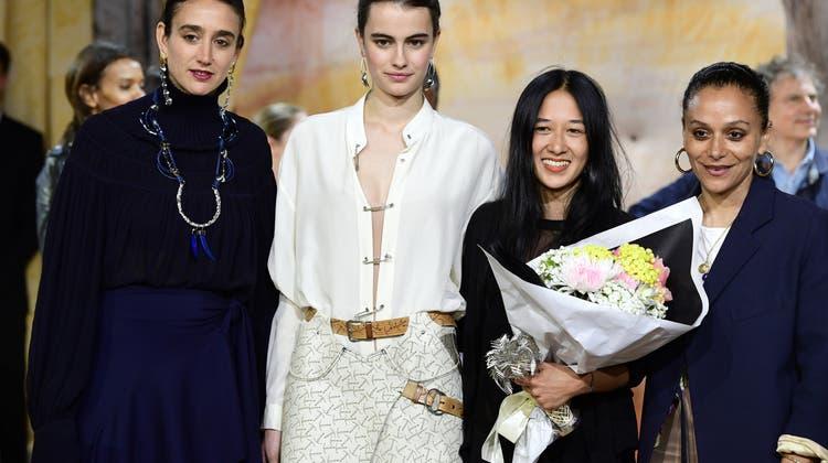 Schweizer Designerin legt einen Traumstart hin