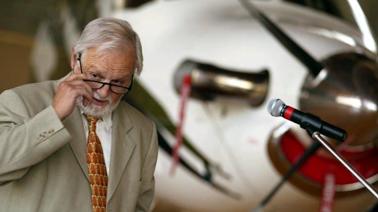 Zürcher alt FDP-Nationalrat Erich Müller gestorben