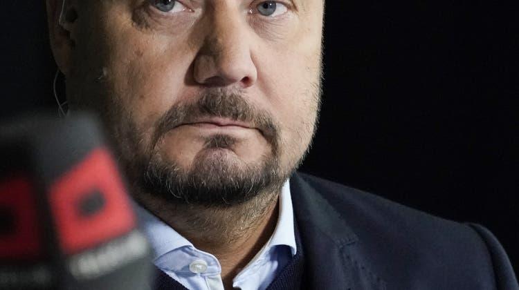 Ein Promi-Berater soll Reinach zum Ligaerhalt führen: Morgan Samuelsson unterstützt die Red Lions