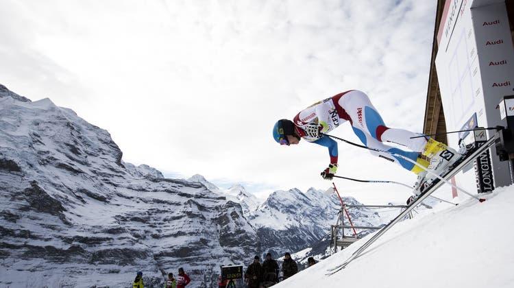 Wie Fahrer und Trainer des Schweizer Speed-Teams mit dem tragischen Verlust von Gian Luca Barandun umgehen