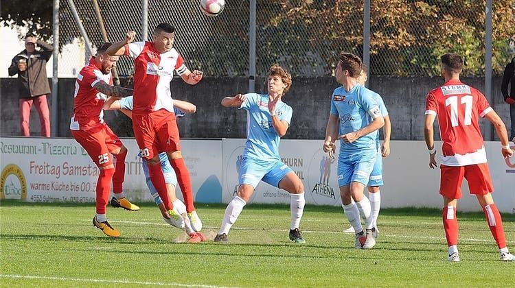 Der Papi der Mannschaft – Edin Hasanovic als Teamstütze des FC Solothurn