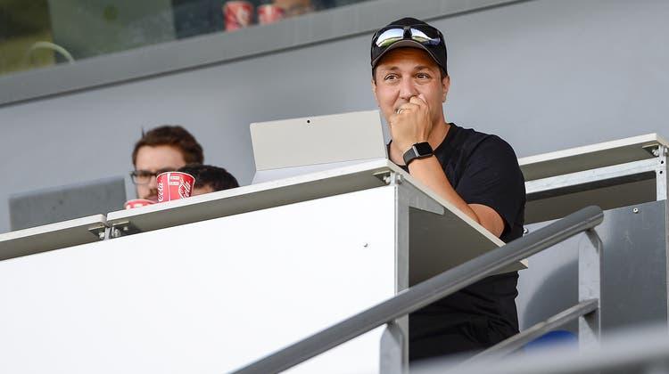 Warum das heutige Länderspiel der Schweizer U20-Nati für Trainer Francesco Gabriele sehr speziell ist