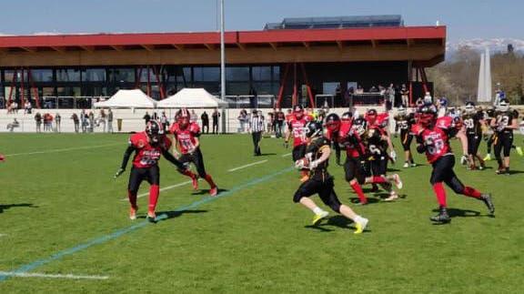 Argovia Pirates mit erfolgreichen Auswärtspartien in Genf - beide Teams gewinnen gegen die Whoppers