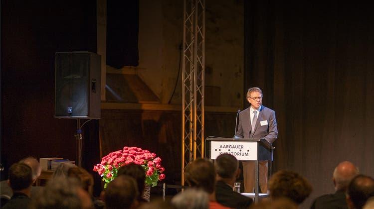 Aargauer Kuratorium droht zum Jubiläum eine Sparrunde