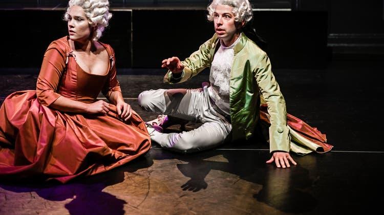 «Amadeus» im Theater Rigiblick: Die grössten Fake-News der Musikgeschichte