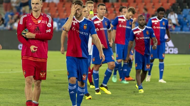 3:0 für Saloniki: Die Griechen beenden die Champions-League-Träume des FC Basel