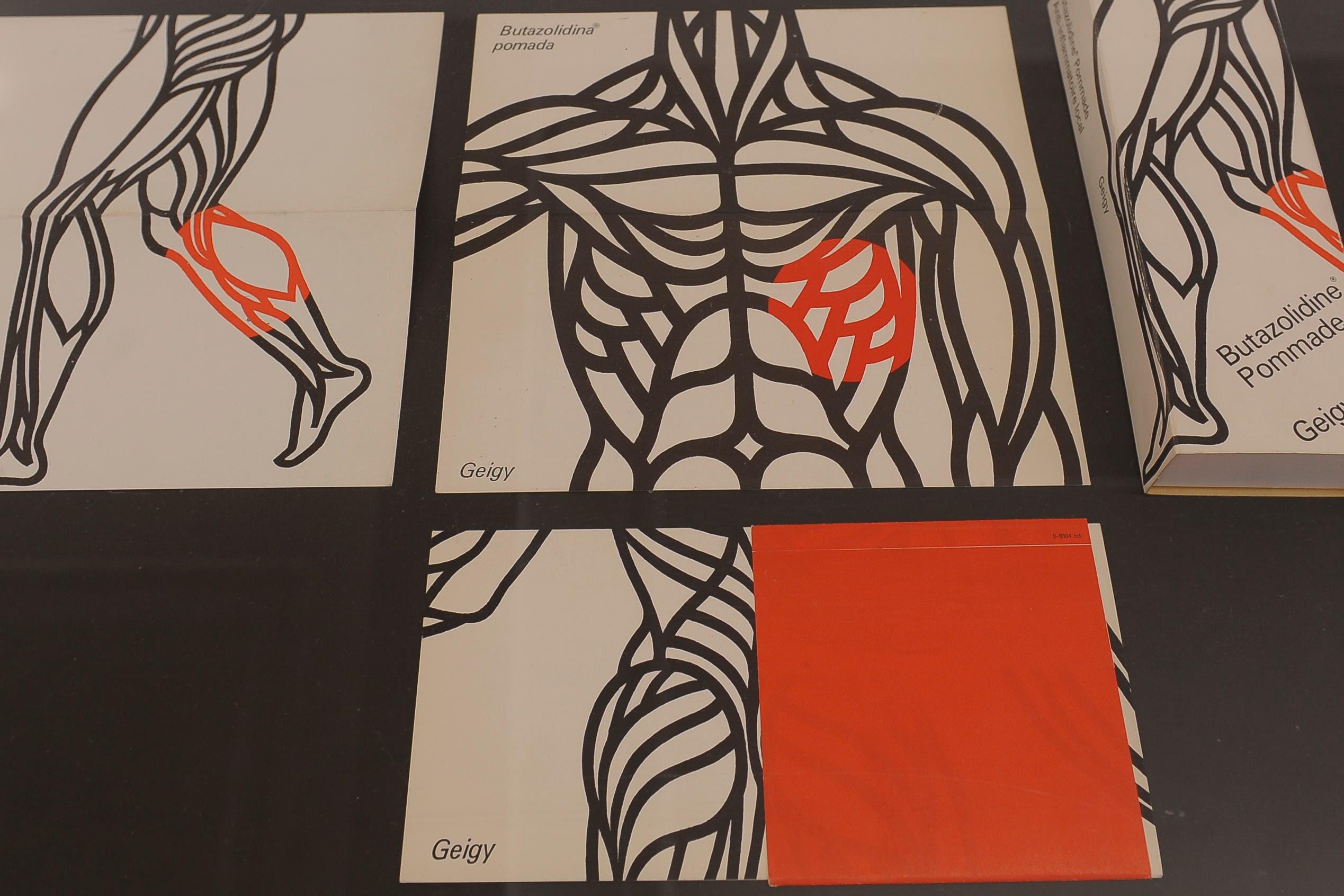 Geissbühler Ausstellung Das Rappazmuseum im Klingental zeigt das graphische Schaffen von Steff Geissbühler.