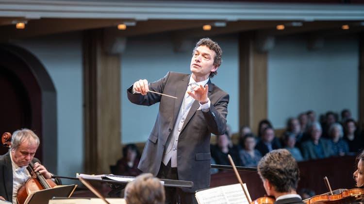 Das Sinfonieorchester feiert eine spritzige Geburtstags-Party