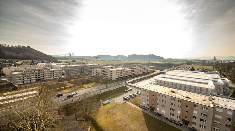 Bau-Boom im Steuerparadies: Staufen wächst dieses Jahr um 400 Bewohner