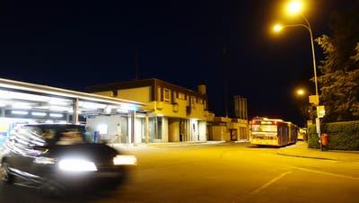 Hier soll man bald gerne umsteigen: Gemeinde informiert über das Zentrum Bahnhof