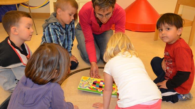 Deutschunterricht für Zürcher Vorschulkinder bleibt freiwillig