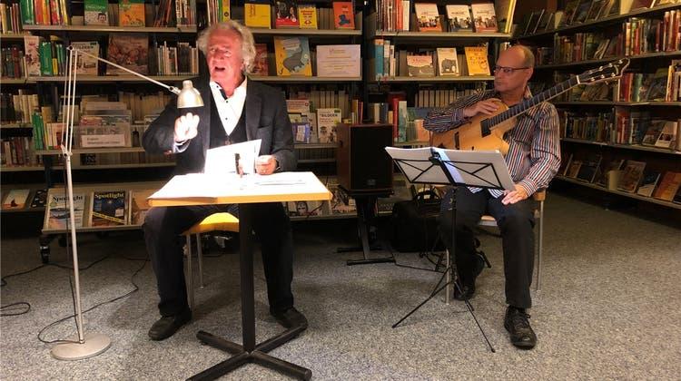 Keine Stimme wie diese: Peter Kner lässt Gedichte zum Leben erwachen