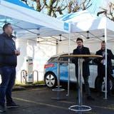 EKZ rüsten sich für elektrische Mobilität im Limmattal