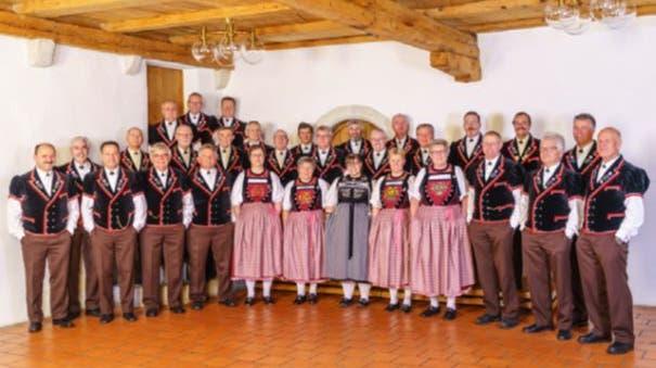 Unterhaltungsabende Jodlerklub Gäu Egerkingen in Rickenbach