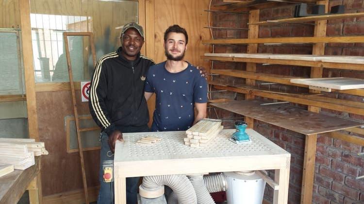 «Die Arbeit gab mir Mut und Zuversicht»: Ein Auslandeinsatz, der Sinn macht