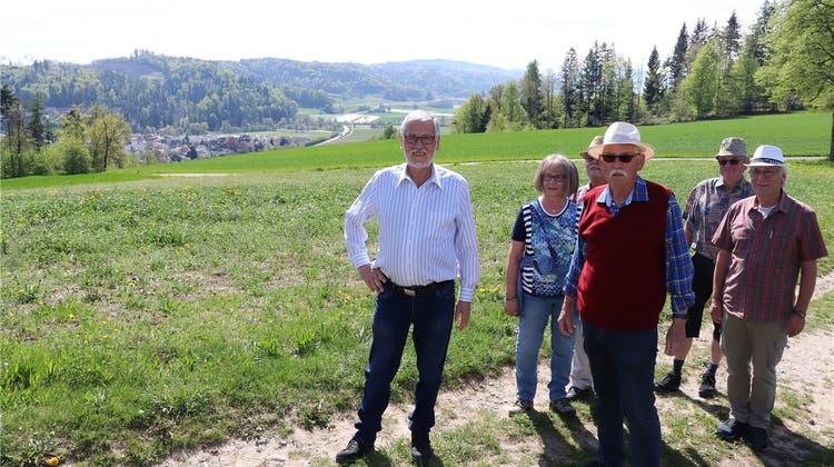 Tausend Mal auf den Stübisberg