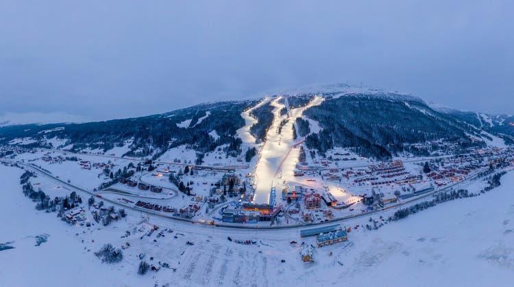 Aufschwung in Åre: Zur Vorspeise die Ski-WM, zum Hauptgang Olympia