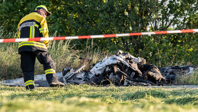 Tödlicher Flugzeugabsturz: Unglückspilot setzte keinen Notruf ab