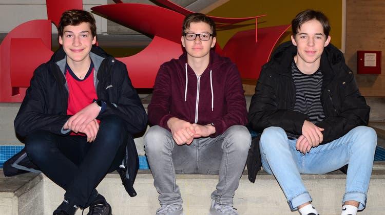 Bezirksschule Brugg macht am Känguruwettbewerb mit