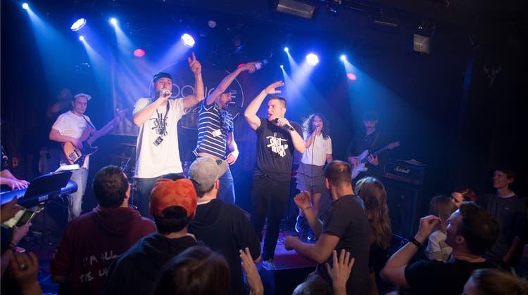 Albumtaufe von «Loonote Club» steht für Start eines Solothurner Hip-Hop-Kollektivs