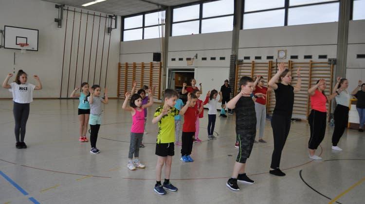 Fun and Dance Day der Jugendriege SATUS Derendingen