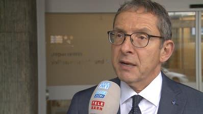 «Herzstück der ABB verkauft» – das sagt der Regierungsrat zum ABB-Hitachi-Deal