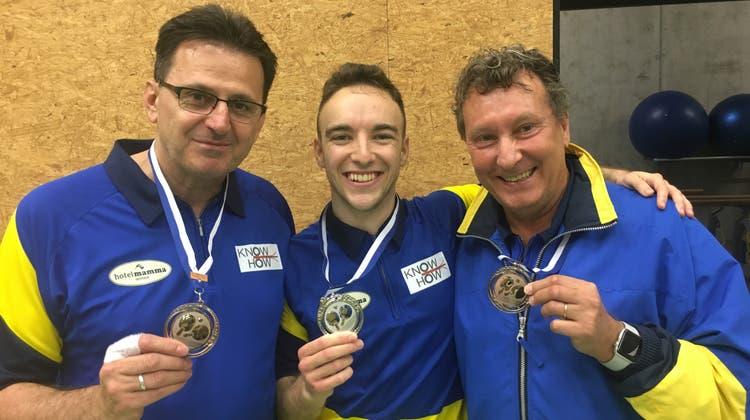 Elf Goldmedaillen für den TTC Bremgarten