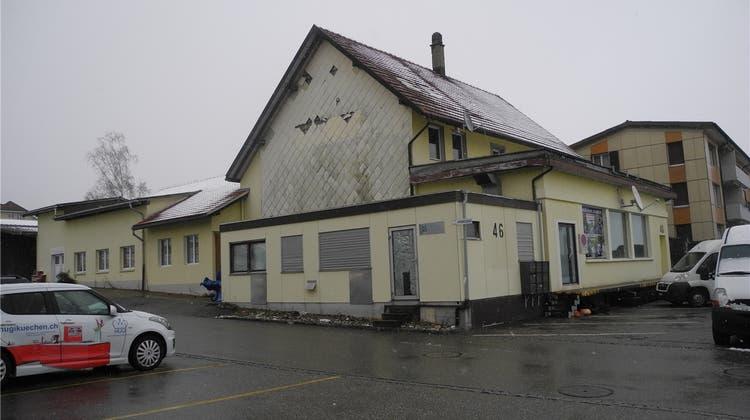 In der ehemaligen Giesserei an der Bielstrasse sollen Billigunterkünfte entstehen