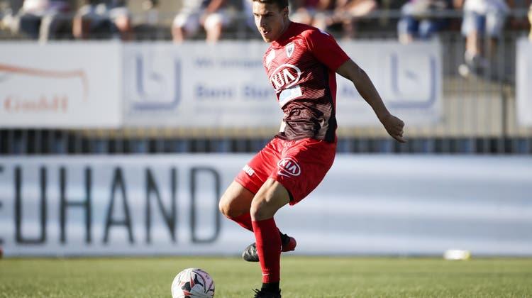 Gegen Chiasso ist für den FC Aarau der Sieg absolute Pflicht