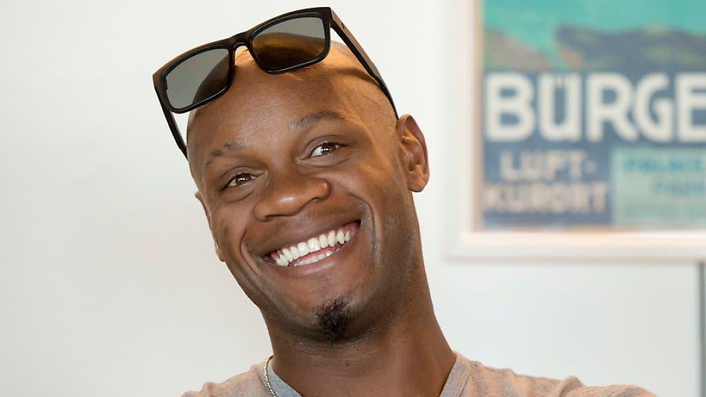 Asafa Powell fühlte sich in Luzern wohl. Nun startet er am Leichtathletik-Meeting in Bellinzona.