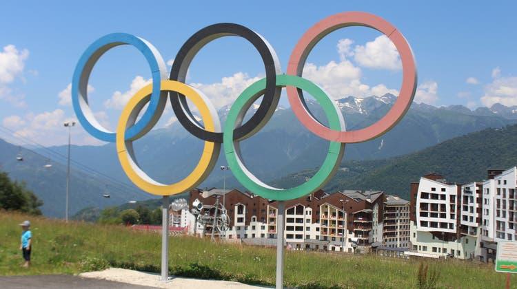 «Hier war nichts, nichts, nichts!» – Was ist aus den Olympia-Anlagen von Sotschi geworden?