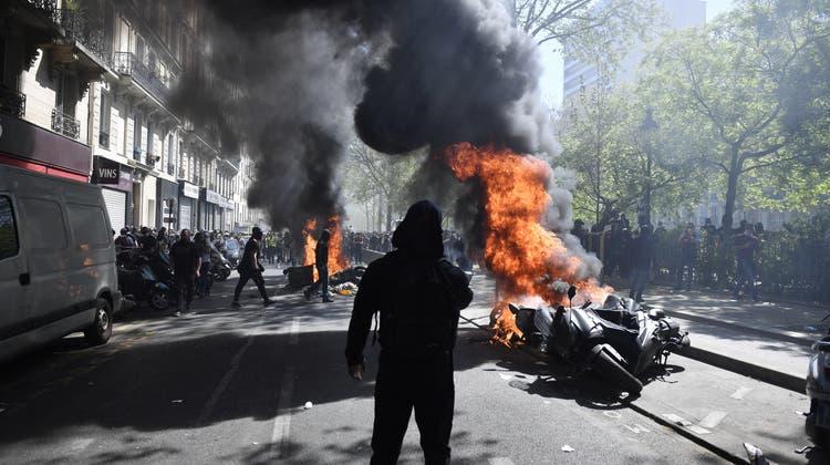 Auch am Osterwochenende wieder «Gelbwesten»-Proteste in Frankreich