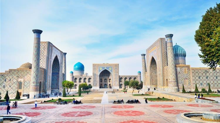 Usbekistan lockt: Aufbruch an der Seidenstrasse