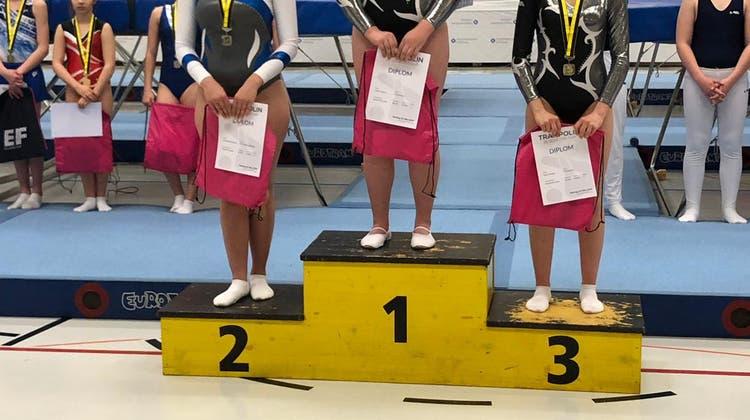 Grenchner holen fünf Medaillen am Schloss Cup in Wildegg