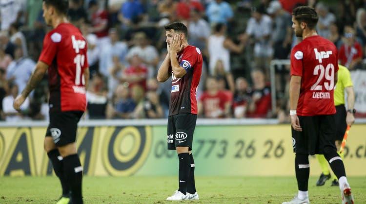 Der FC Aarau verliert gegen Aufsteiger Kriens auch das dritte Spiel der Saison: Alle Highlights im Video