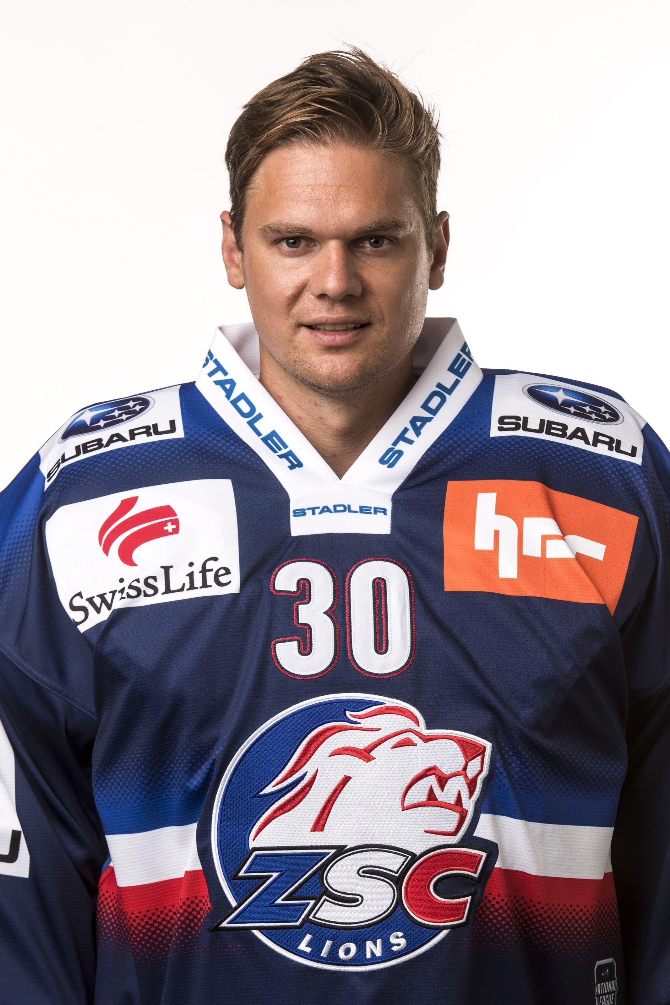Lukas Flüeler.